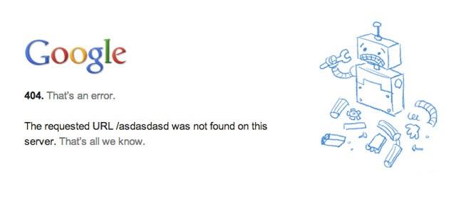 Khi kết nối Googlge Sheet bị báo lỗi 404?